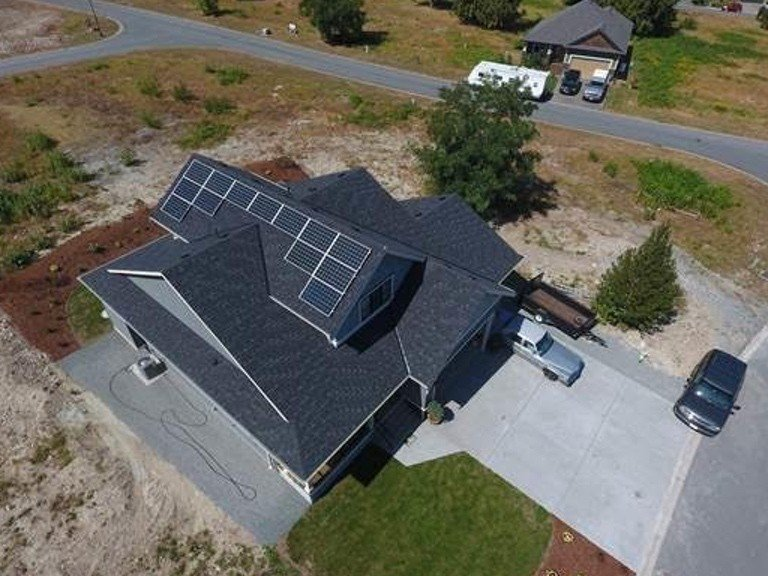 3.7kW-system-in-Agassiz-BC solar panel installation