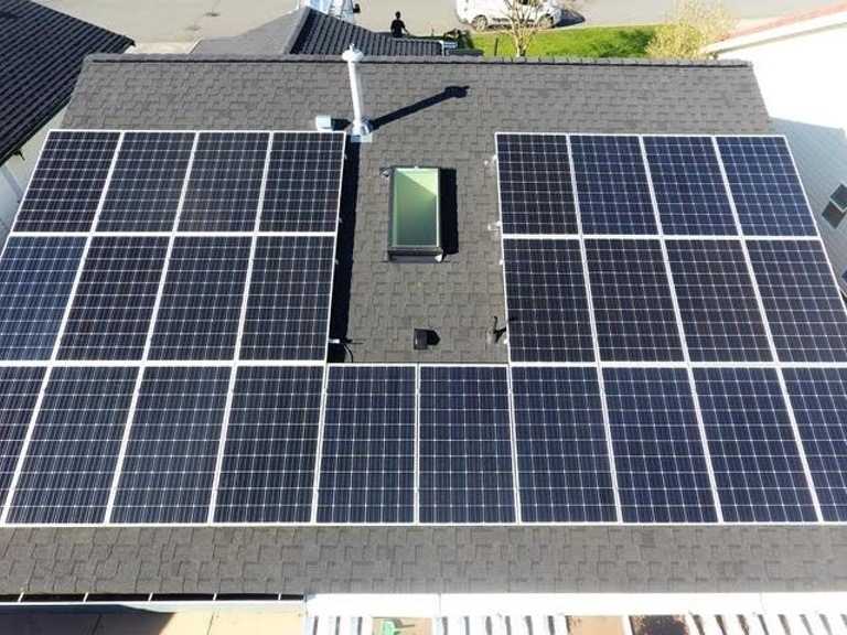 Ladner-BC-8kW-Install