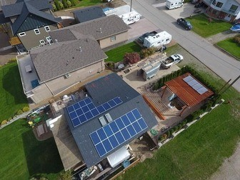Solar Panel Installation Chase, BC